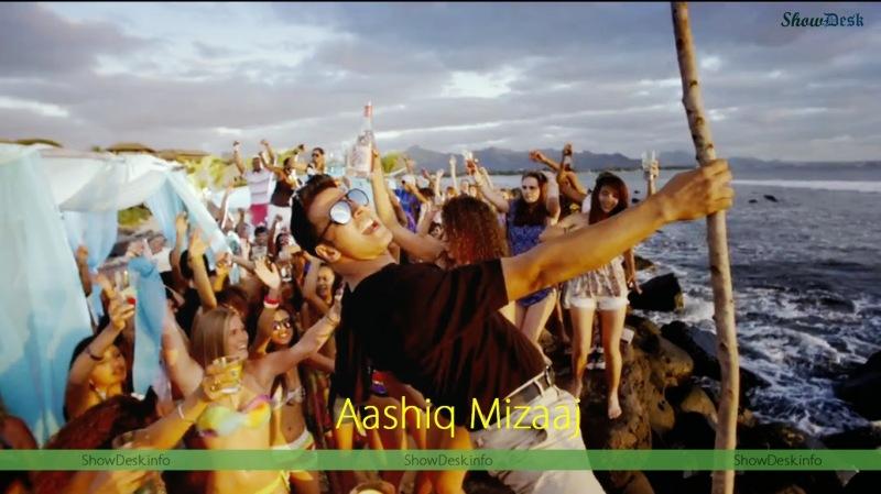 Aashiq Mizaaj  MP3 song -The Shaukeens