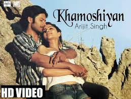 Khamoshiyan MP3 Title Song Lyrics And HD Image