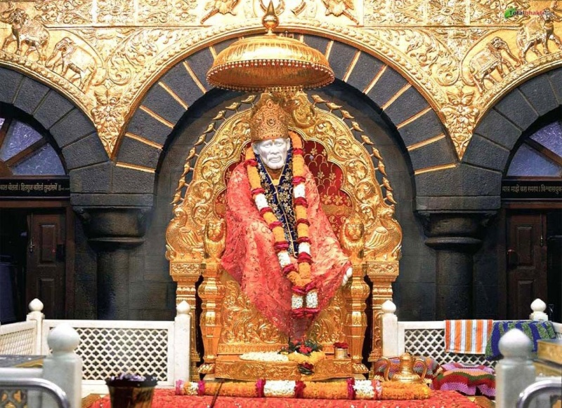 Shirdi Sai Baba Mandir - Evening Dhoop (सूर्यास्त) Full Aarti  MP3 Lyrics